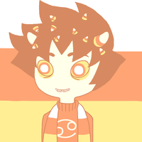 trickster karkat by zillypchoooo