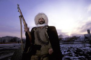 Chechen Freedom Fighter by CheWoLF