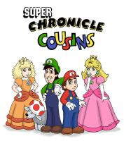 Super Chronicle Cousins by chill13