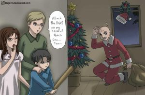 APH: attack on X'mas by dejavil