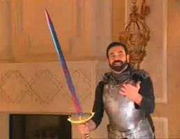 SIR BILLY MAYS by monketron