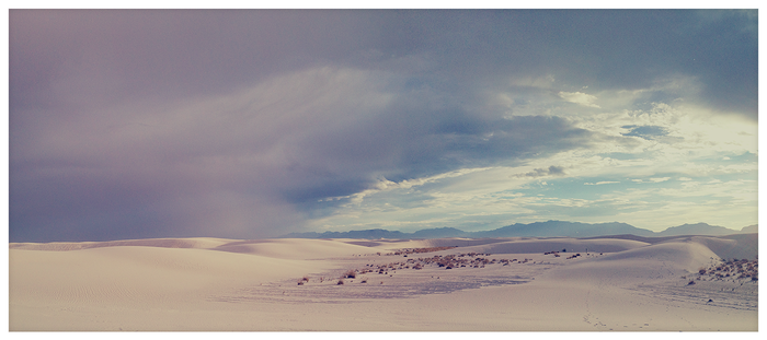 White Sands Exposure by sgraves