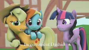 [SFM] Inconvenient Dashie by FD-Daylight