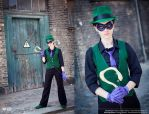 Riddle me this ... by MLFA