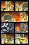 Fic Saint Seiya pg02 by LordWilhelm