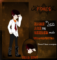 {FOXES Group APP} by caseVIRUS