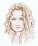 Mary Winchester - Samantha Smith by DontSpeakSilent