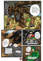 The last stand page 2 by El-Bronco