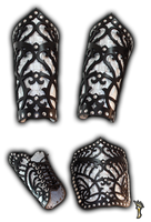 Elven Elite Bracers Revised by ImperialArmories
