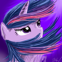 Twilight Sparkle by TheFabledRarity