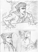 GrimmUlqui Comic Doodle by ravefirell