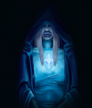 Blue Diamond by Diouveruh