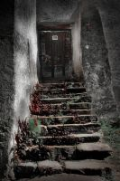 old stairs by MaraDamian