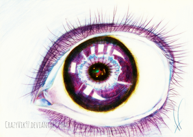 Eye by CrazyVik97