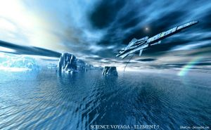 Science Voyaga Element 5 by BlueCato