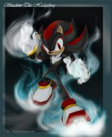 Shadow the hedgehog by basta6