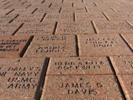 Memorial Bricks of Canton by RiseAgainstMe18