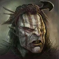 The Savage Orc of Mirkwood by briannamason7