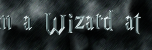 Badge 1- Wizard at art by BrookeCPhotography