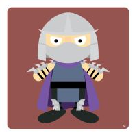 shredder by striffle