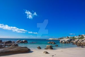Boulder Beach I v2 - Exclusive HDR by somadjinn