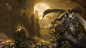 Darksiders II Wallpaper HD by B4H