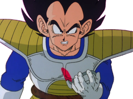 Vegeta render (DBZKAI) #3 (IT'S........!!!!) by Ichiron47