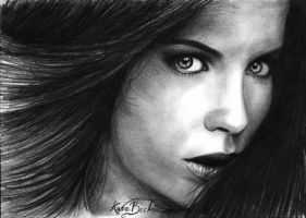 Kate Beckinsale by Laiyla