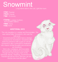 Snowmint by Shadowgaze
