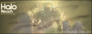 Halo Reach Sign by UchihaTheDead