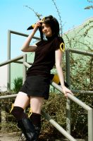 Umbreon: Chillin' by AnyaPanda