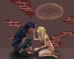 Your Face - Leaf 4 Dead by Teddie-Chan