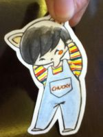 Chucky!Yesung paper doll by Rakuenflowright