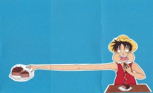 Luffy Birthday Card by Various-Aliter