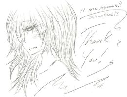 Namine :: Thank You!! by FermonsNosYeux