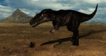 MMD Newcomer JPOG Carcharodontosarus by Valforwing