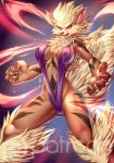 Arcanine (pack05) by playfurry