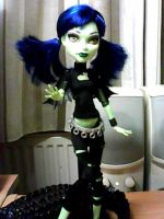 Louisa the wicked witch by MarieLoup