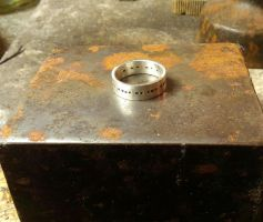 morse ring by Debals