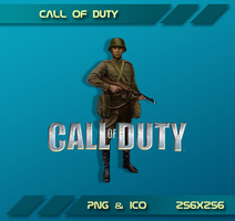 Call of Duty Dock Icon by Dohc-WP