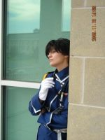 Roy Mustang Cosplay 1 by crummywater
