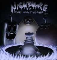 Nightmare of The Omellete Chef by aLDoDarK