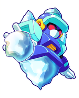 Polar Man Powered Up by ultimatemaverickx