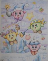 Varios Kirby_2 by Freddy-Kun-11