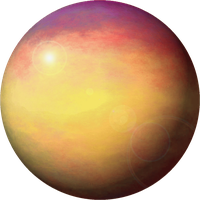 Planet Stock PNG by RavenMaddArtwork