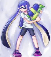 Inkling by LunarHalo24