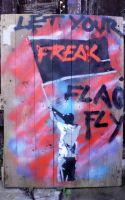 Freak flag .in A minor. by MaximusDamage
