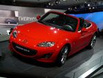 Frankfurt 2009: Mazda MX-5 by randomlurker