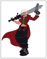 KH: Dante by Nightwind-Dragon