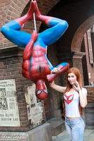 Mary Jane cosplay by adami-langley